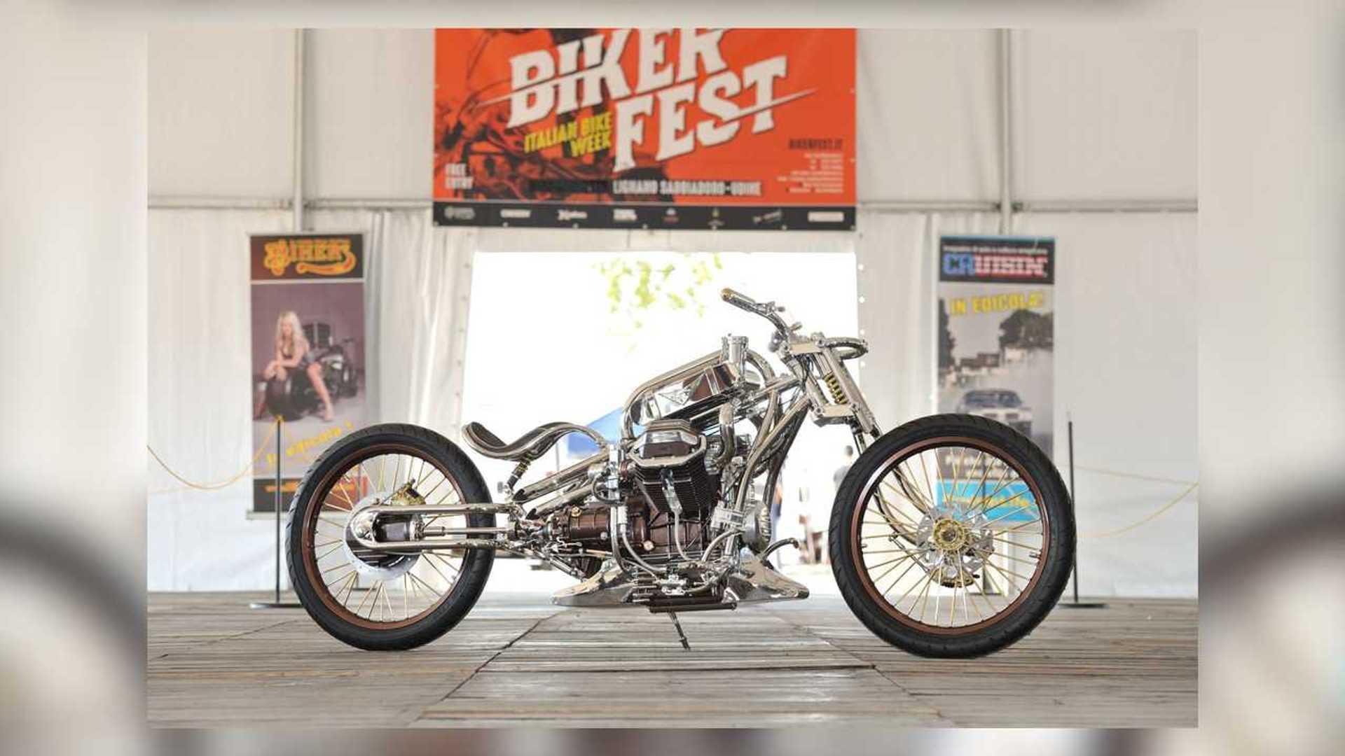 2021 Biker Fest International Marks 35 Years Of Sweet Italian Customs