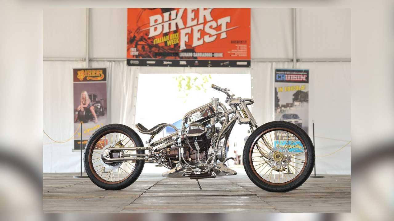 2021 Biker Fest International Custom Show 1
