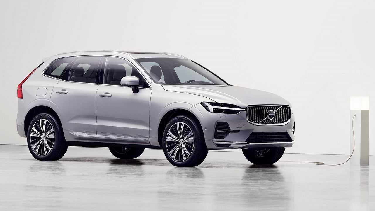 Volvo Recharge híbrido plug-in 2022