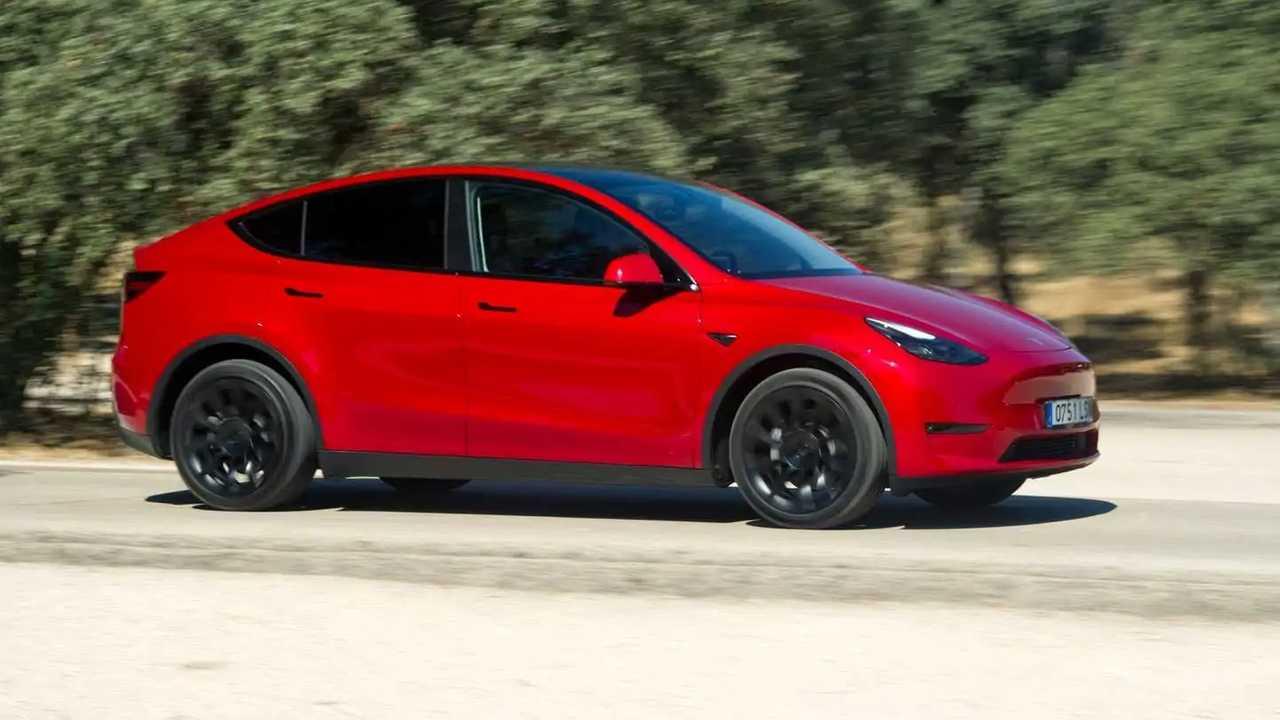Prueba Tesla Model Y 2021