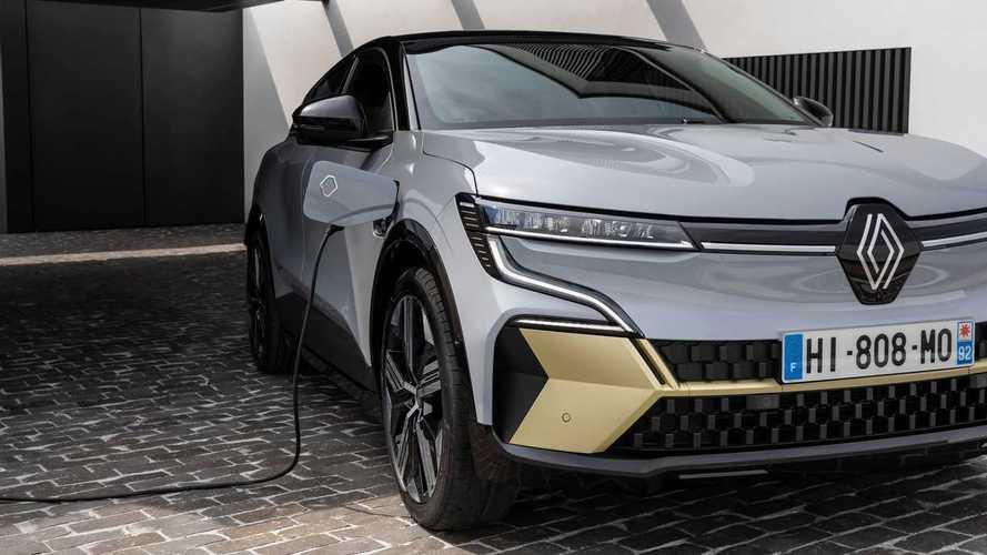 2022 Renault Megane E-Tech Electric IAA Fuarı'nı elektriklendiriyor!
