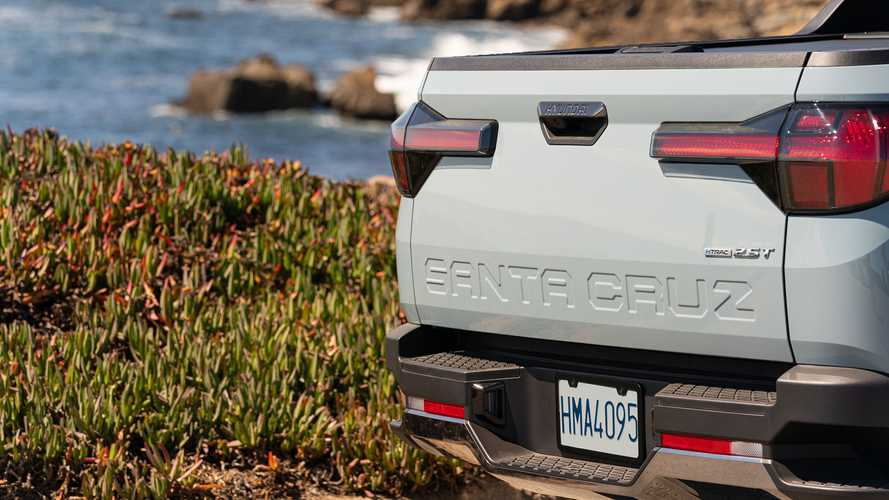 Hyundai Santa Cruz prova su strada
