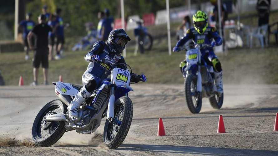 Valentino Rossi dan Yamaha Bermitra di Master Camp VR46