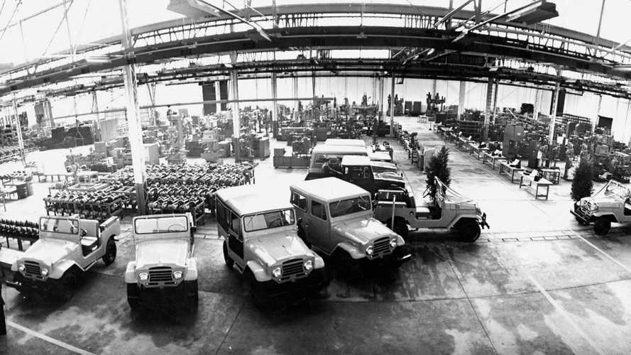 Inilah Pabrik Toyota Pertama di Luar Jepang yang Masih Produksi