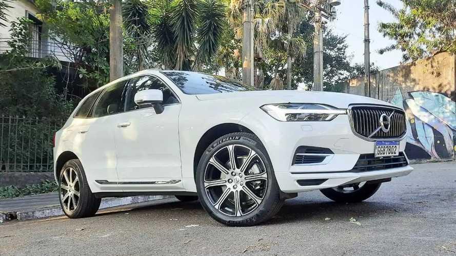 Teste Volvo XC60 Recharge Inscription 2021: O líder a ser batido