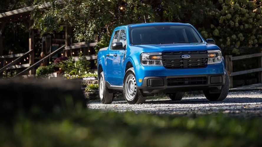 Ford Maverick (2021) im ersten Fahrbericht: An der Basis
