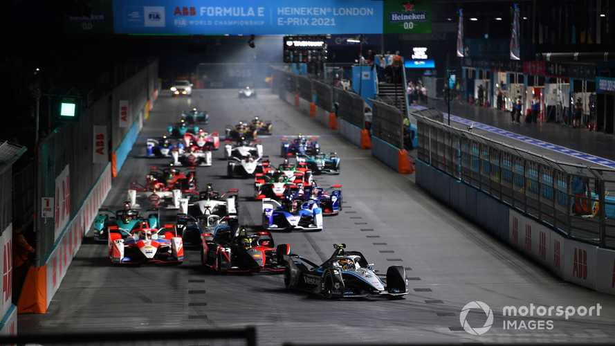 Formula E enjoys record-breaking TV viewing figures for 2021 season