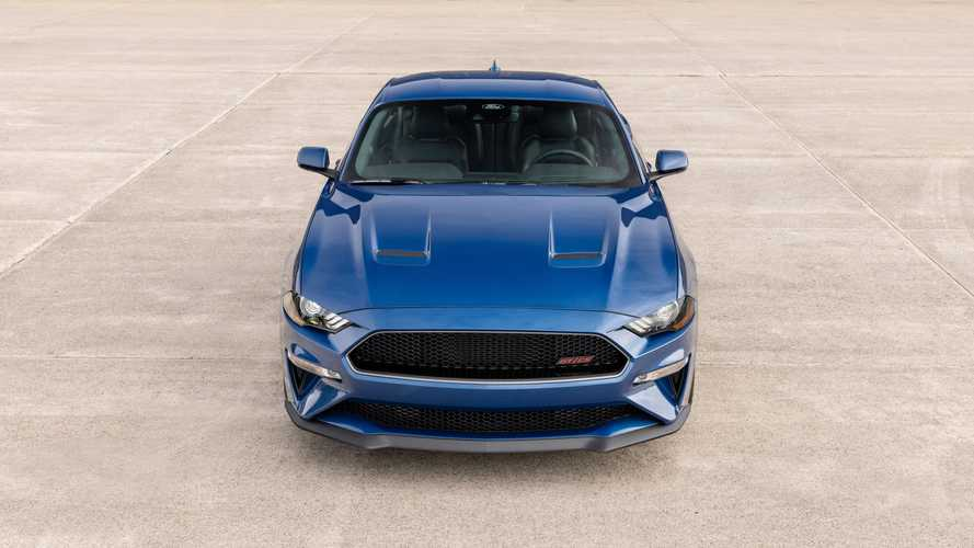 2022 Ford Mustang California Special