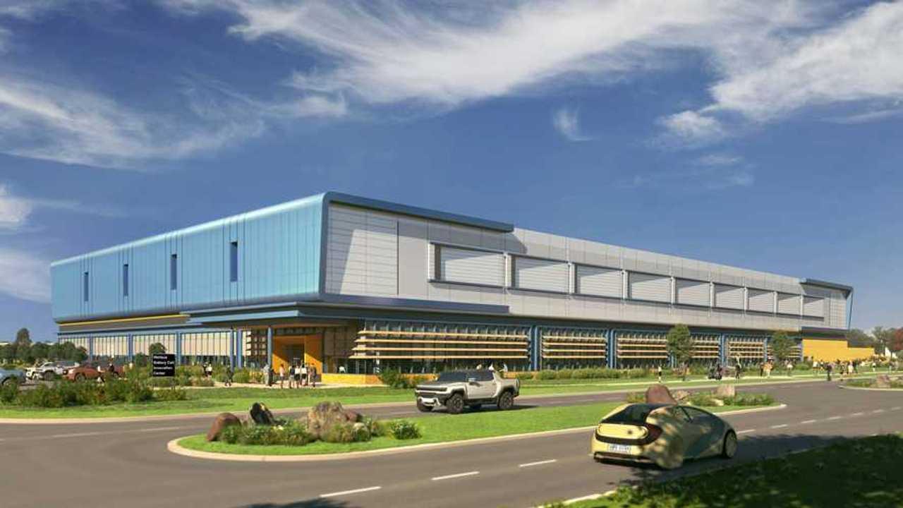 General Motors baut neues Innovationszentrum für Lithium-Metall-Batteriezellen