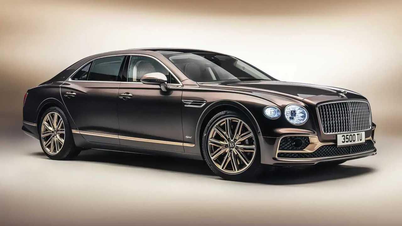 Bentley Flying Spur Hybrid Odyssean Edition 1