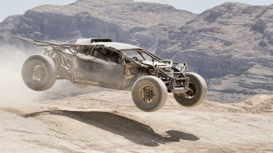 Che ci crediate o no, questa è una Lamborghini Huracan