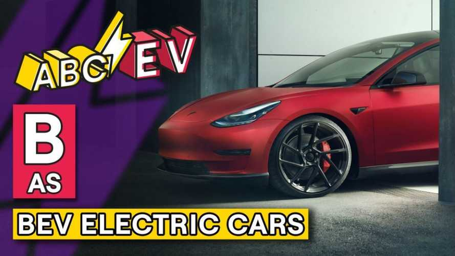 ABCs Of EVs: B For Battery Electric Vehicle (BEV)