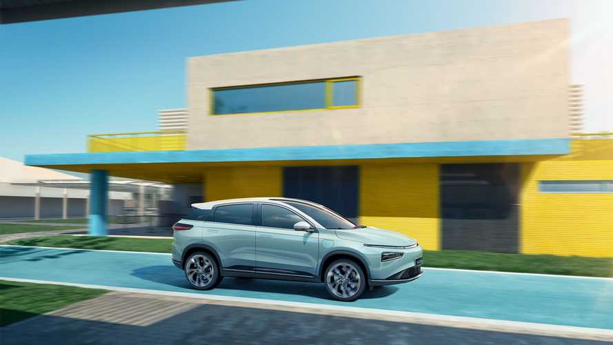 XPeng Launches Refreshed G3, The G3i Compact SUV