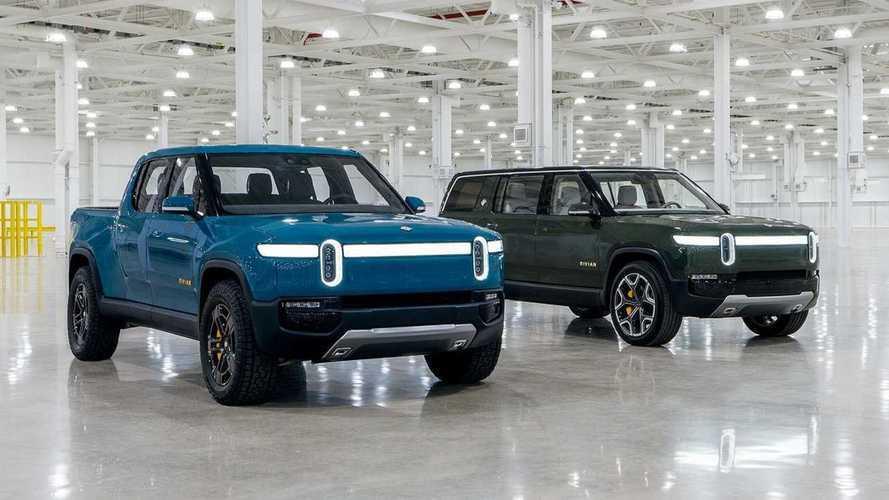 Rumour: Rivian is in talks for EV factory in UK