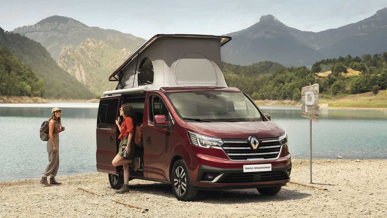 Renault Trafic Space Nomad.