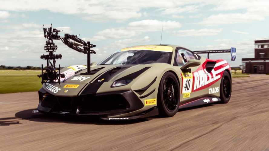 Dünyanın en hızlı çekim aracı Ferrari 488 Challenge'ı görün