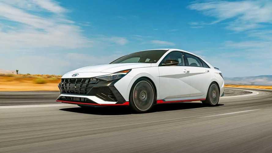 Hyundai Elantra N (2021): Der Limousinen-Bruder des i30 N