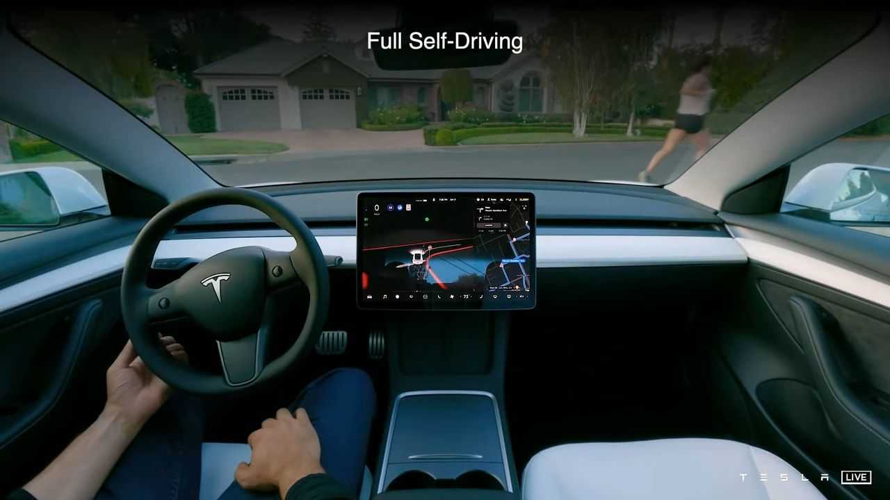 Tesla presenta il Full Self Driving durante l'AI Day
