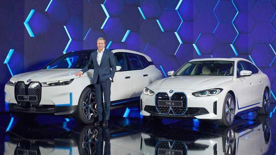 BMW está pronta para banir motores a gasolina e a diesel em 2030