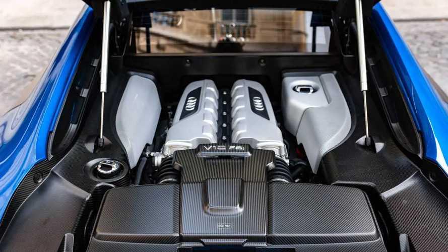 Foto - I motori V10 Audi e Lamborghini