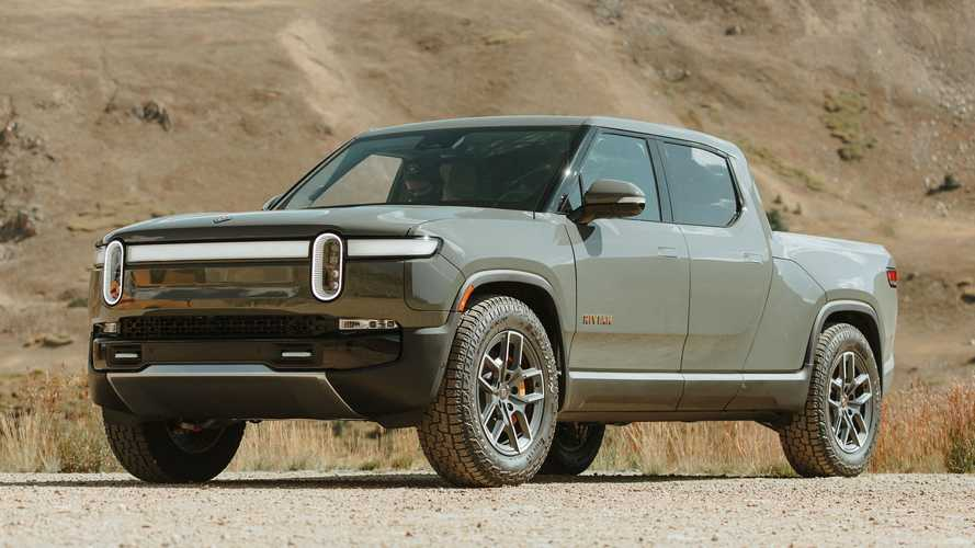 2022 Rivian R1T: First Drive Review