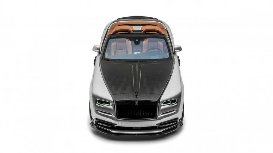 "Rolls-Royce Dawn Silver Bullet, il ""softkit"" di Mansory"