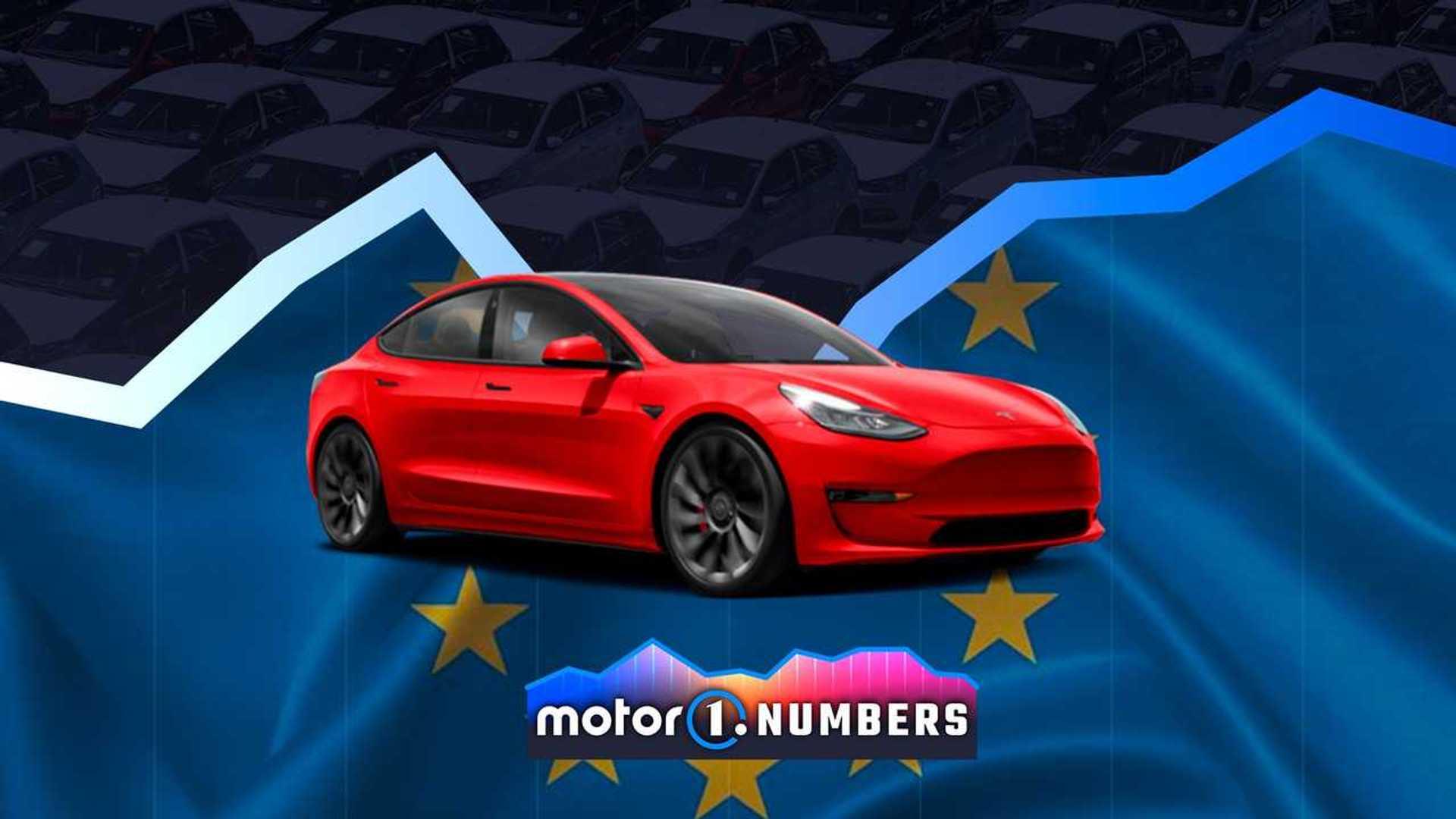 Se Tesla fa la storia con la Model 3 in Europa