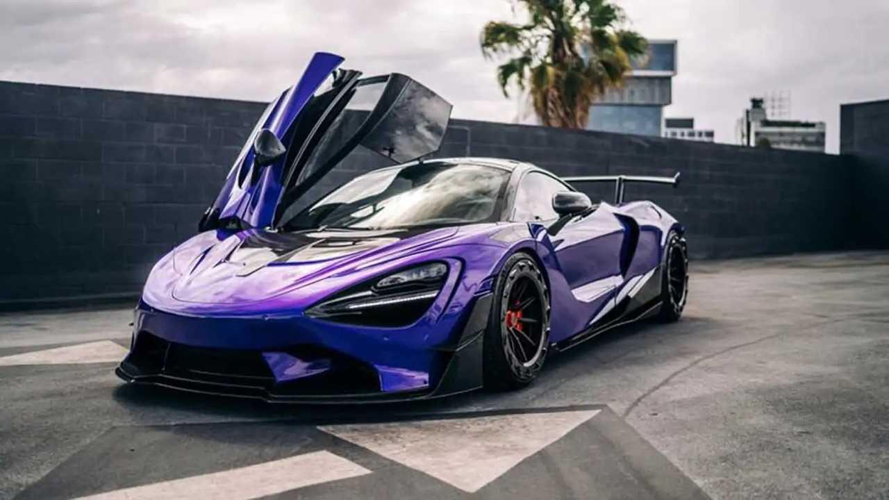 1016 Industries McLaren 720S