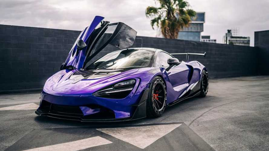 Ez a McLaren 720S karbonnal van borítva, 900 lóerős, és 650 ezer dollárba kerül