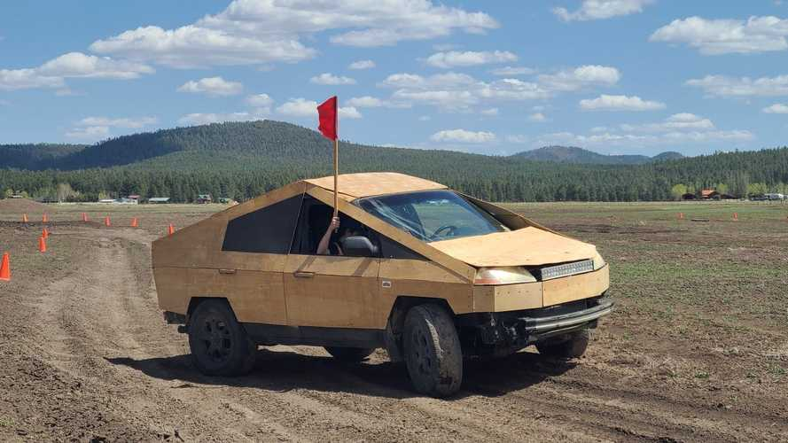 Don't Want To Wait For Tesla Cybertruck? How About A Plybertruck?