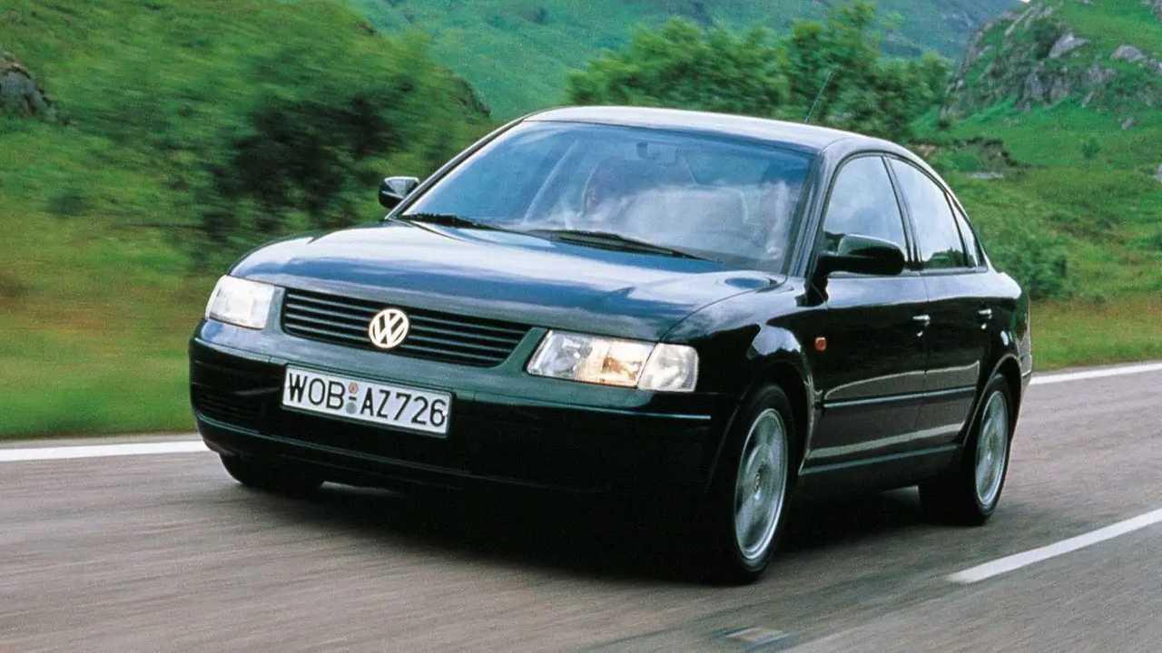 Der VW Passat B5 kam 1996 auf den Markt
