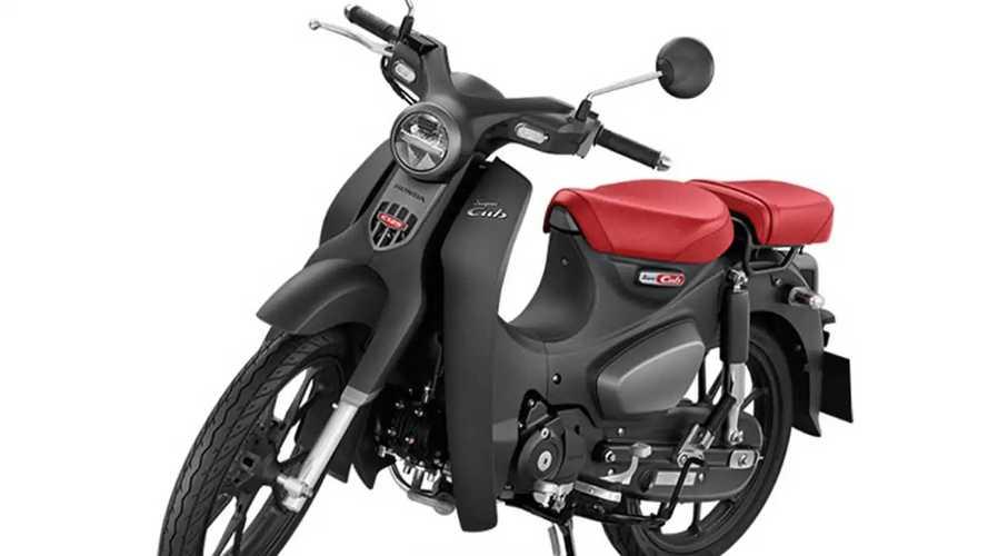 Motor Retro Honda Super Cub C125 Tambah Warna Baru