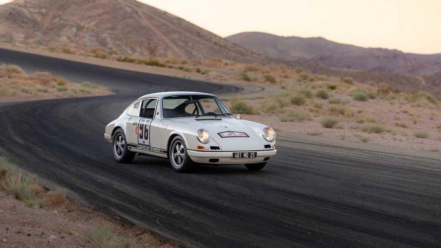 Porsche 911 R all'asta