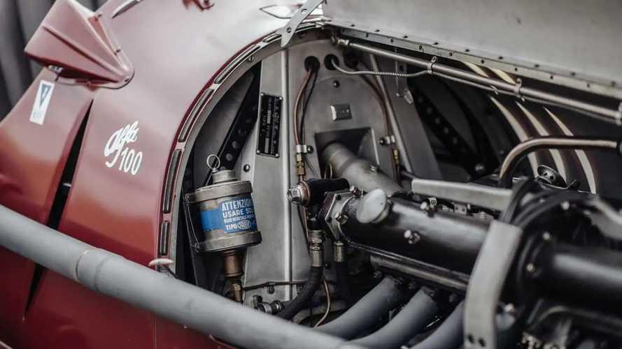 Alfa Romeo Tipo C 8C