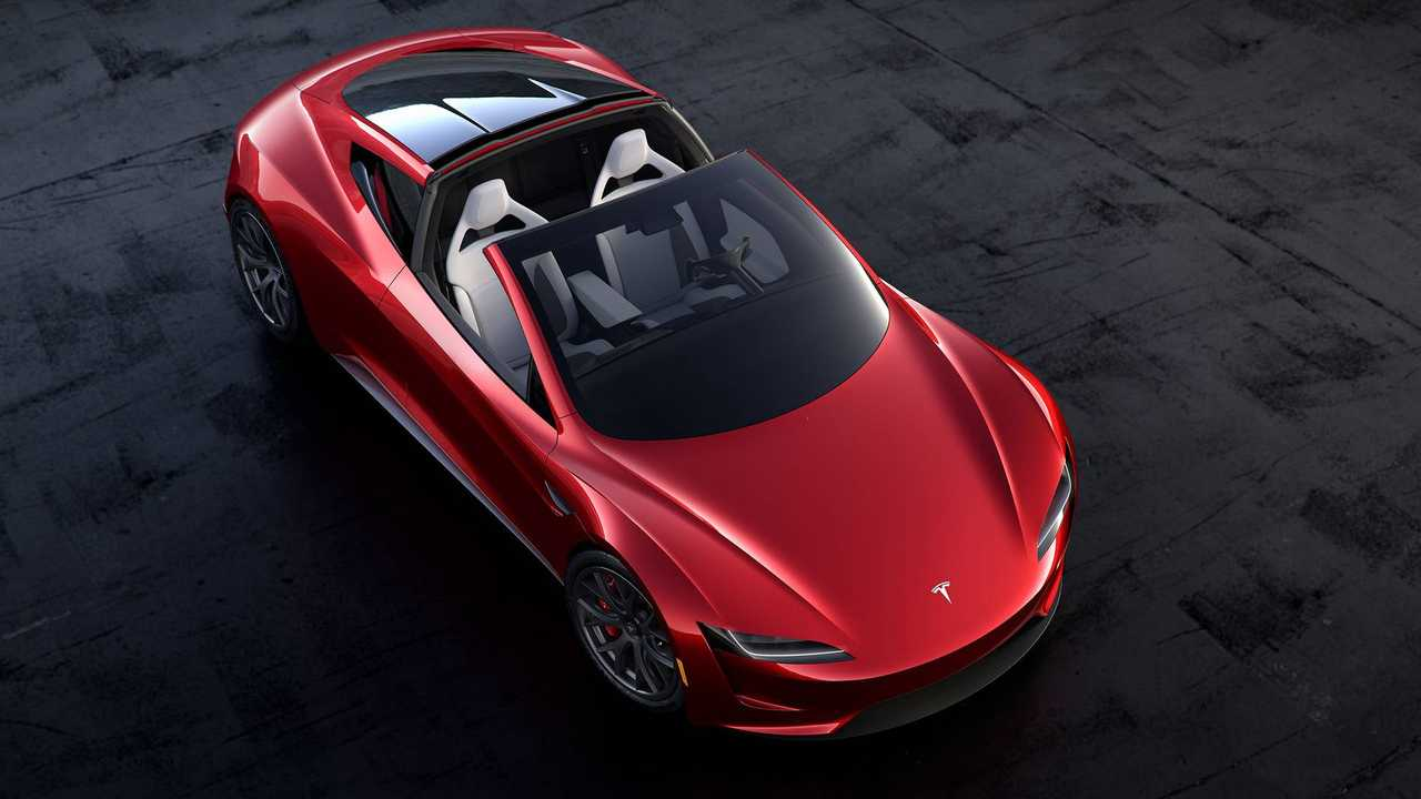 Tesla Roadster - cover