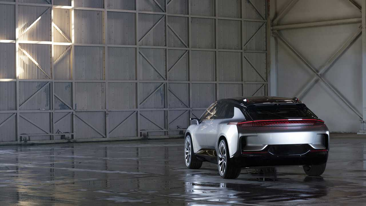Report Claims Jaguar-Land Rover Owner, Tata Invests Big Into Faraday Future (Update)