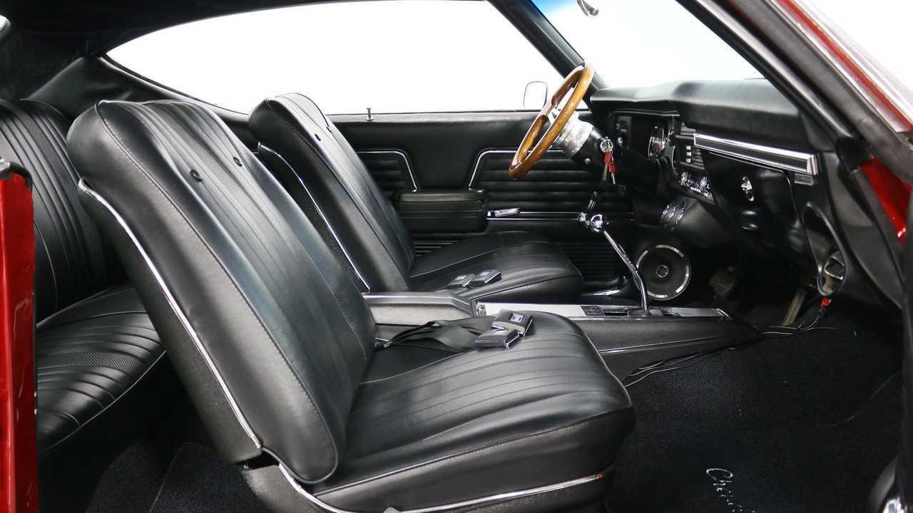 1969 Chevrolet Chevelle 454 Restomod