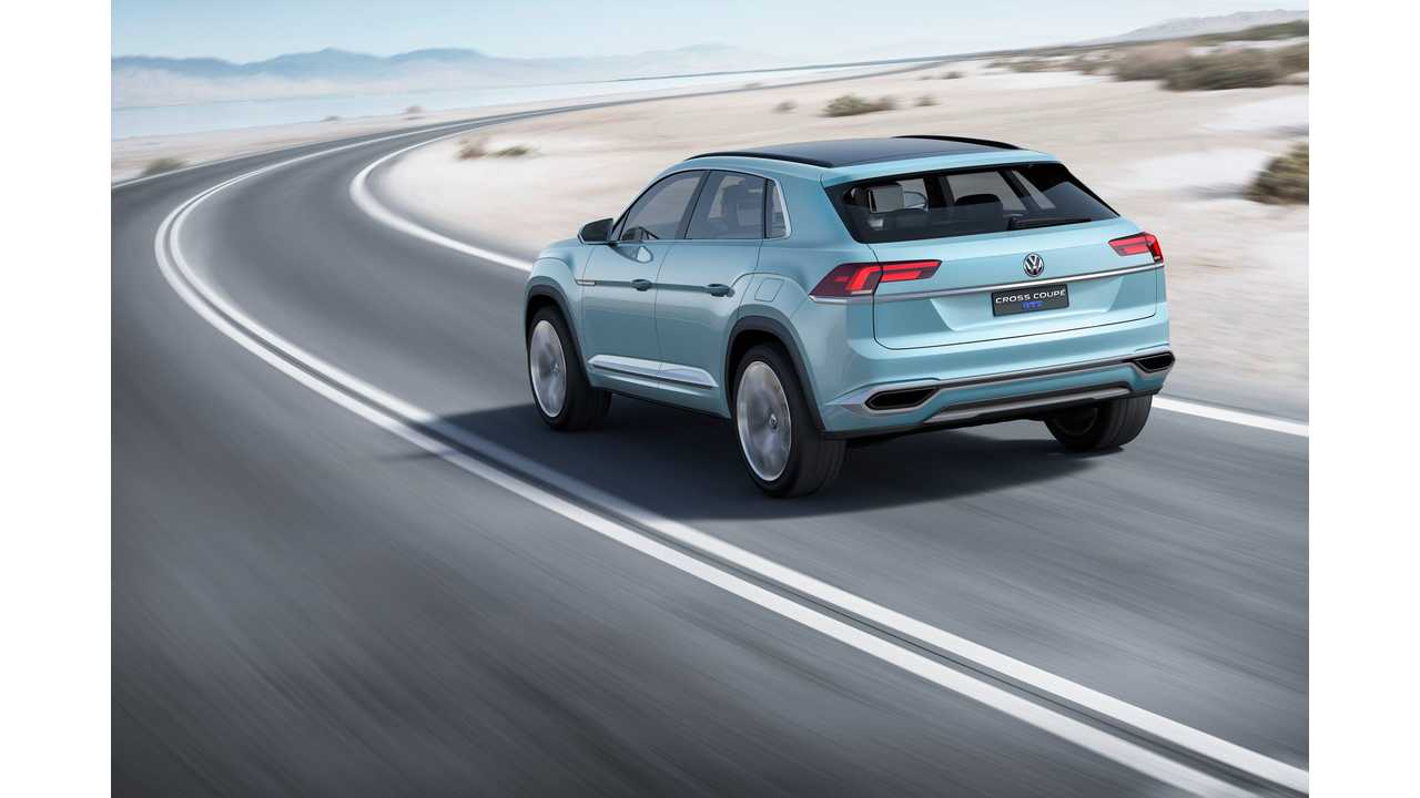 It Seems Volkswagen May Move Forward With Electric Car Production In U.S.