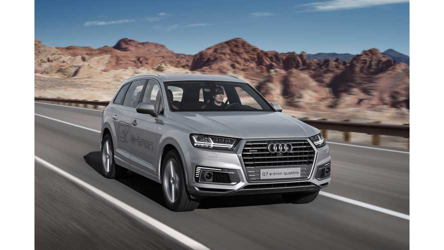 Audi Says Production Q6 e-tron Will Define The Segment, Be A Game Changer
