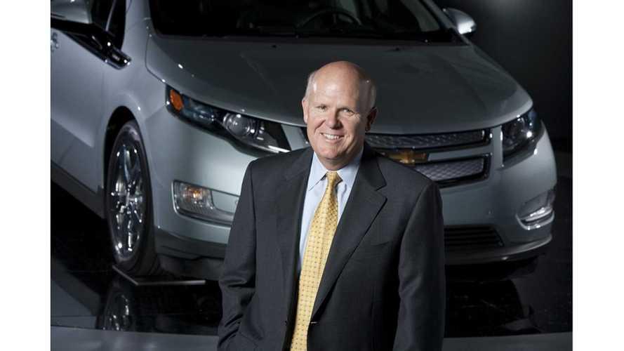 Former General Motors CEO Speaks Out In Support Of Tesla Motors