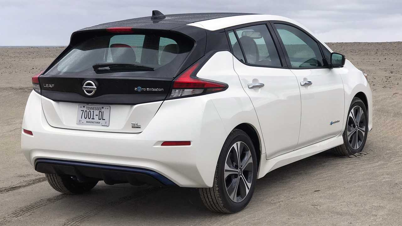 2019 Nissan LEAF e-Plus First Drive: Capable, Competent ...