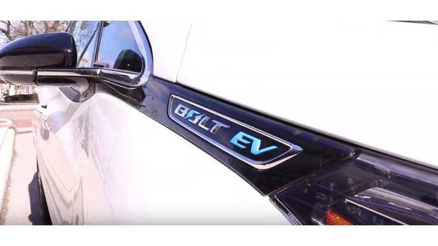 2019 Chevy Bolt EV Test Drive & Review: Video
