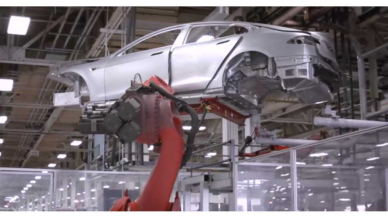 Tesla Model 3 Max Production Looks To Be About 80,000 Units In 2017
