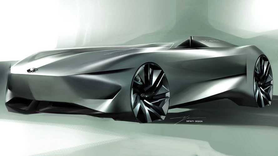 Electric Infiniti Prototype 10 Looks Stunning In New Sketch