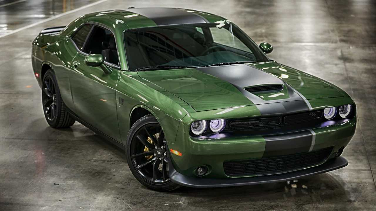 Dodge Challenger Stars & Stripes Edition