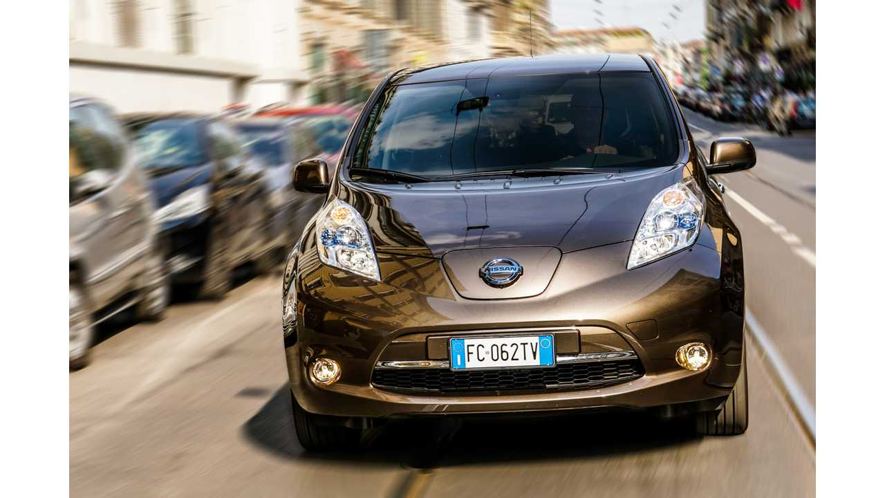 Nissan LEAF Sales Continue To Struggle For US In May, Off 53%