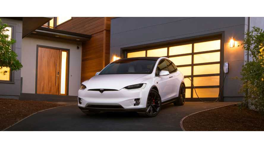Tesla Model X Owner Files Sudden Acceleration Lawsuit Against Automaker After Crashing Into His Own House