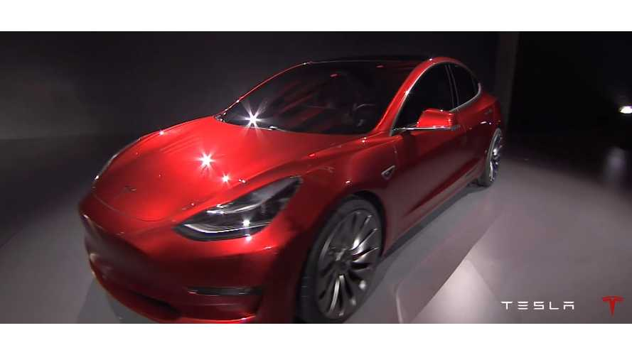 Tesla Model 3 Expected To Become