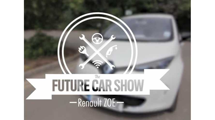 Renault Zoe Review - Video