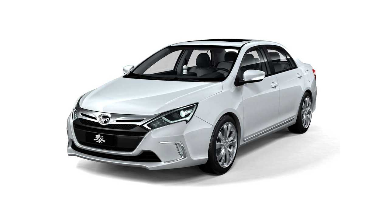 BYD Qin Sales Grow Strong to Over 1,300 In August